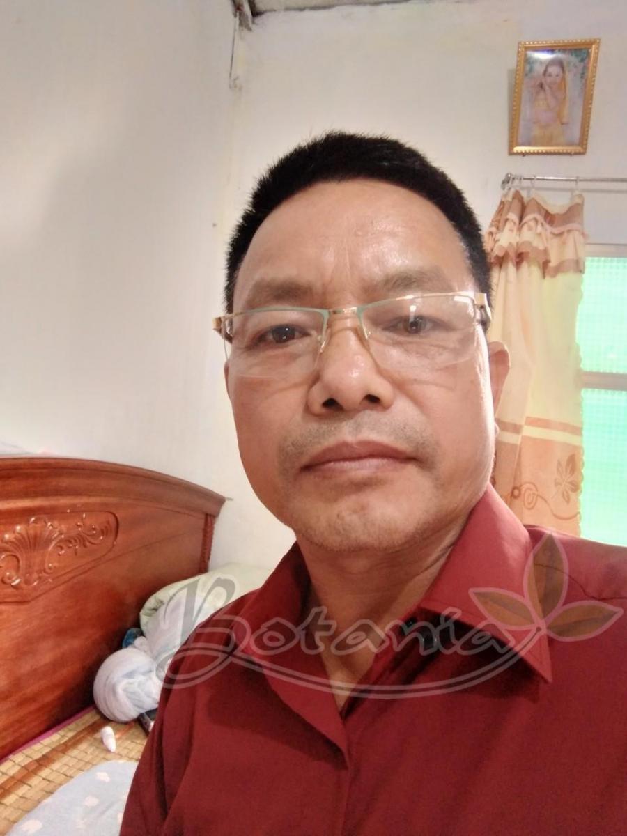 Chú Phạm Văn Công (46 tuổi) ở thôn Xích Thổ, xã Hồng Thái, huyện An Dương, TP. Hải Phòng