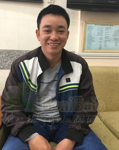 Anh Phan Văn Thắng (40 tuổi)