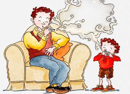 Bạn có biết: Hút thuốc lá thụ động nguy hiểm như thế nào ?
